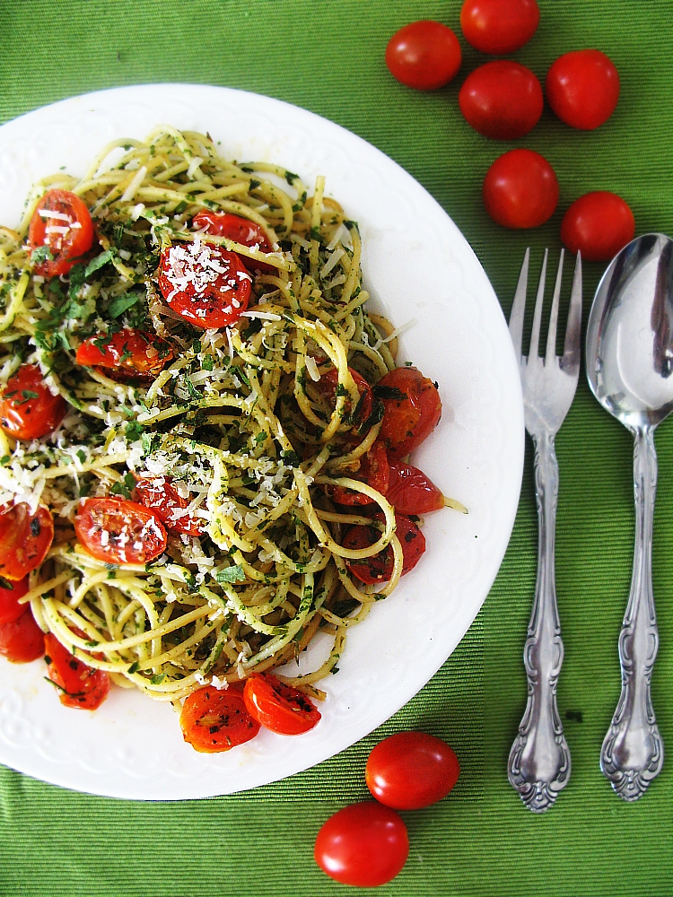 spaghettizczosnkiemniedzwiedzim_localfoodie_wpis1