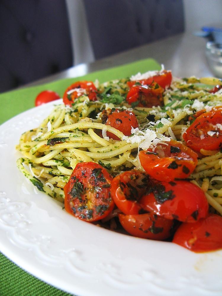 spaghettizczosnkiemniedzwiedzim_localfoodie_wpis2